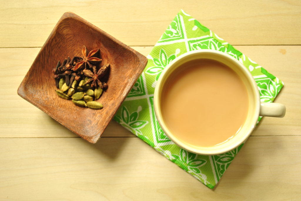 ... tea just thinking about a cup of tea sometimes can start to soothe my