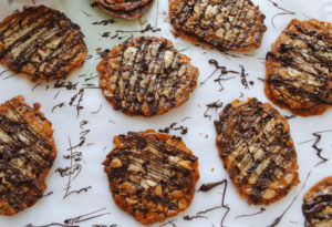 Florentine Cookies (Lacey's)