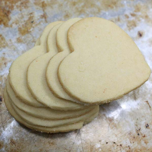 Easy No Chill Sugar Cookies Garlic Girl