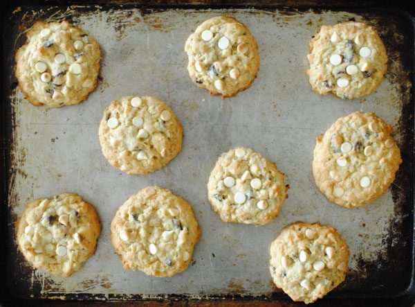 Garlic Girl's Everything Cookies