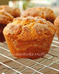 Outstanding Snickerdoodle Muffins