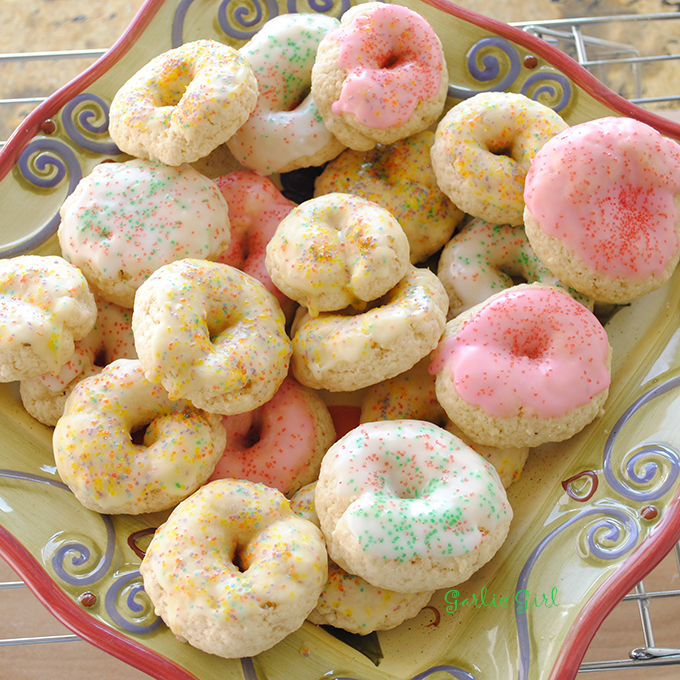 Best Italian Sugar Cookies Ever