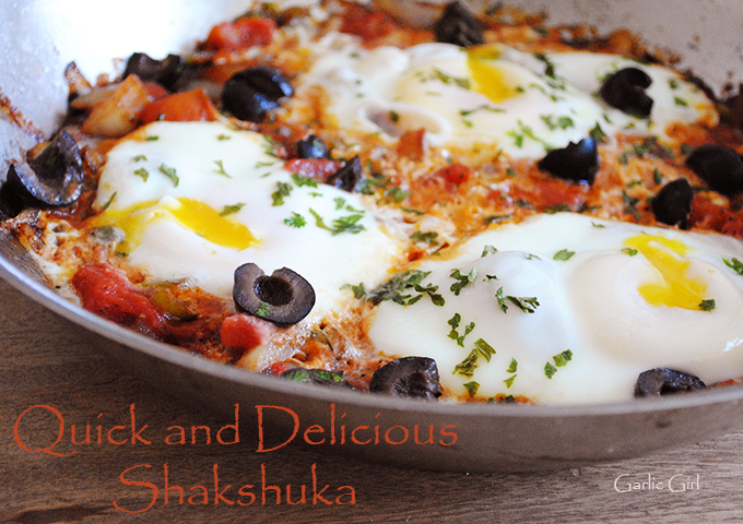 Quick and Delicious Shakshuka